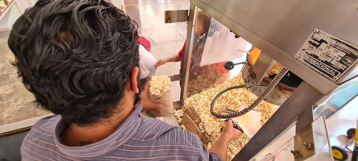 Toluca: probable lugar de origen de las palomitas de maíz