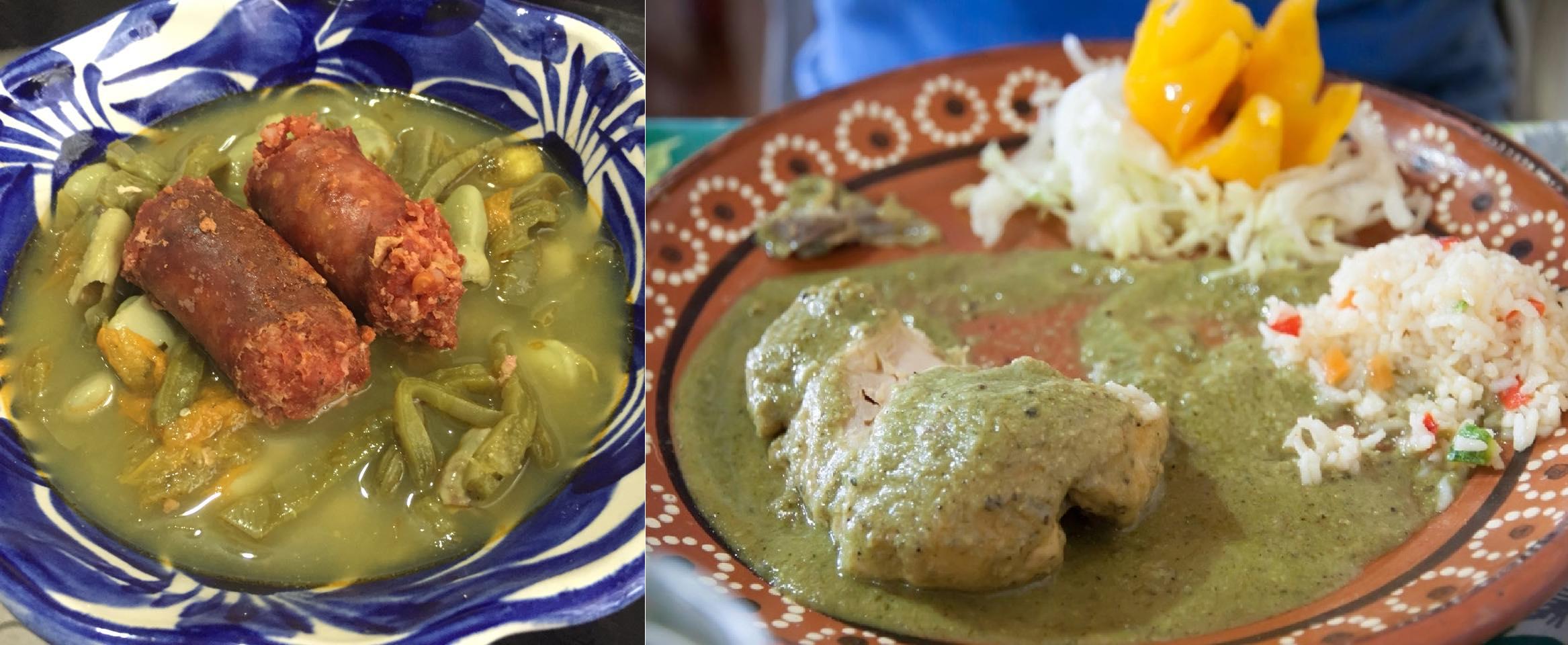¿Cuál es la comida típica del Valle de Toluca?