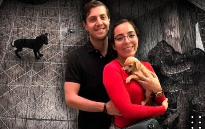 ¿Qué crees que merezcan estas personas? Investigan a pareja que adoptaba perritos para poder alimentar a sus víboras en Aguascalientes.
