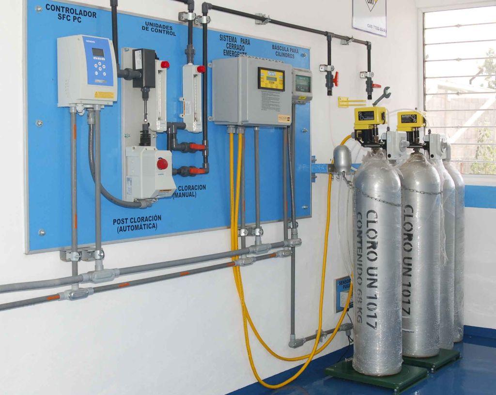 Robo de cilindro con gas cloro pone en alerta a 6 estados