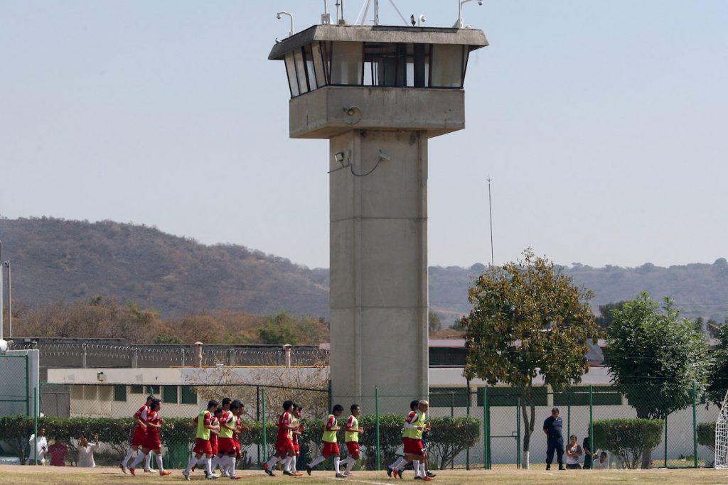Penal de Puente Grande Jalisco es cerrado