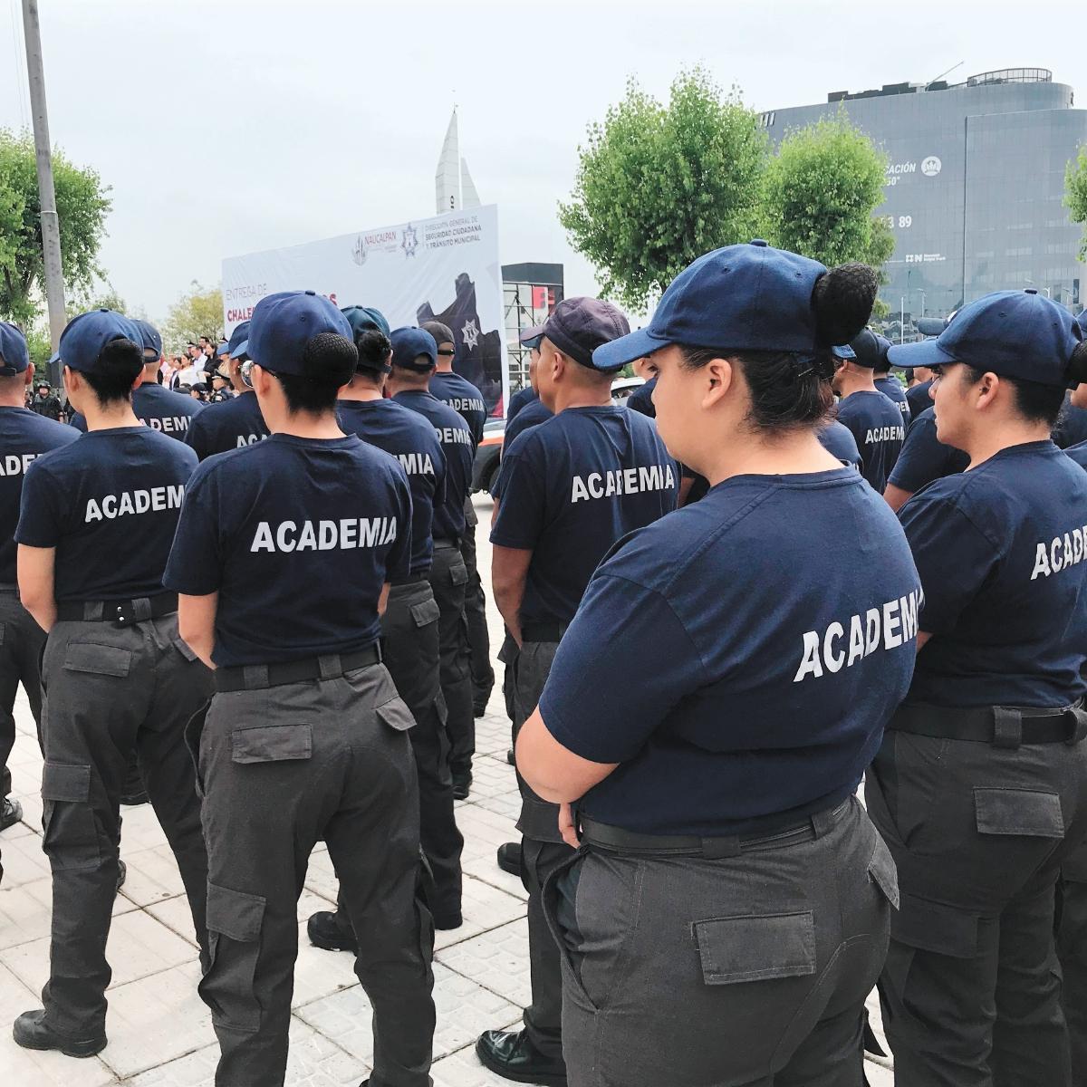 Policía preventiva Estatal del Edomex te está buscando. Convocatoria AQUÍ.