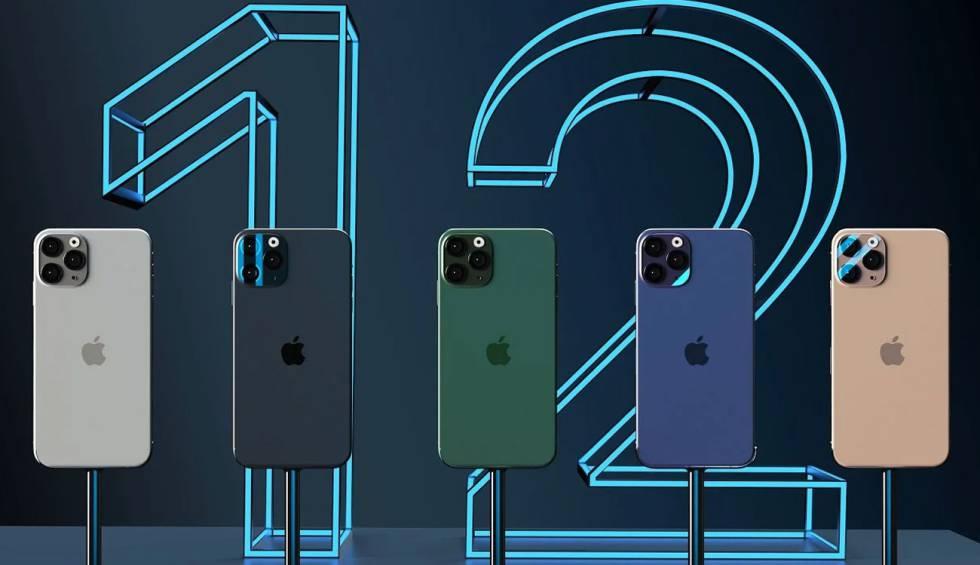 Anuncian fecha de presentación de Iphone 12, será en las fiestas patrias.
