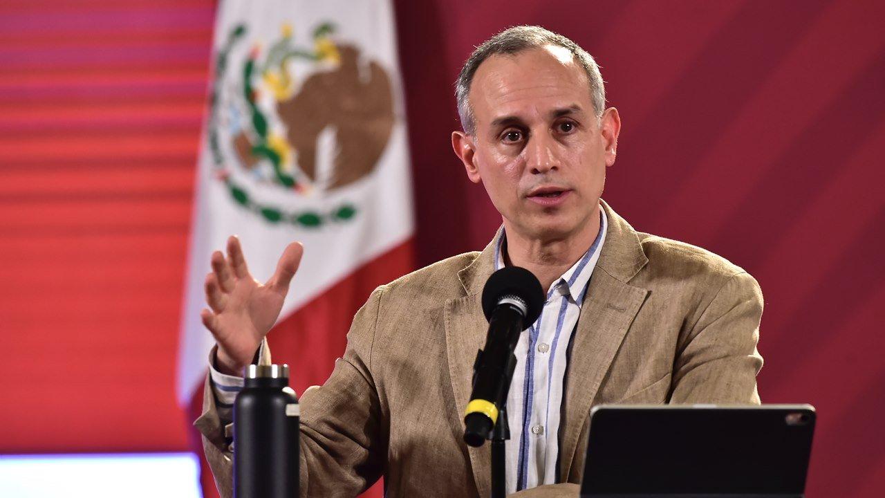 México podría tener rebrote de Covid-19 desde octubre y hasta abril de 2021 según Gatell
