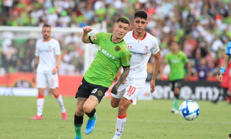 Partidos jornada 9 de la Liga MX