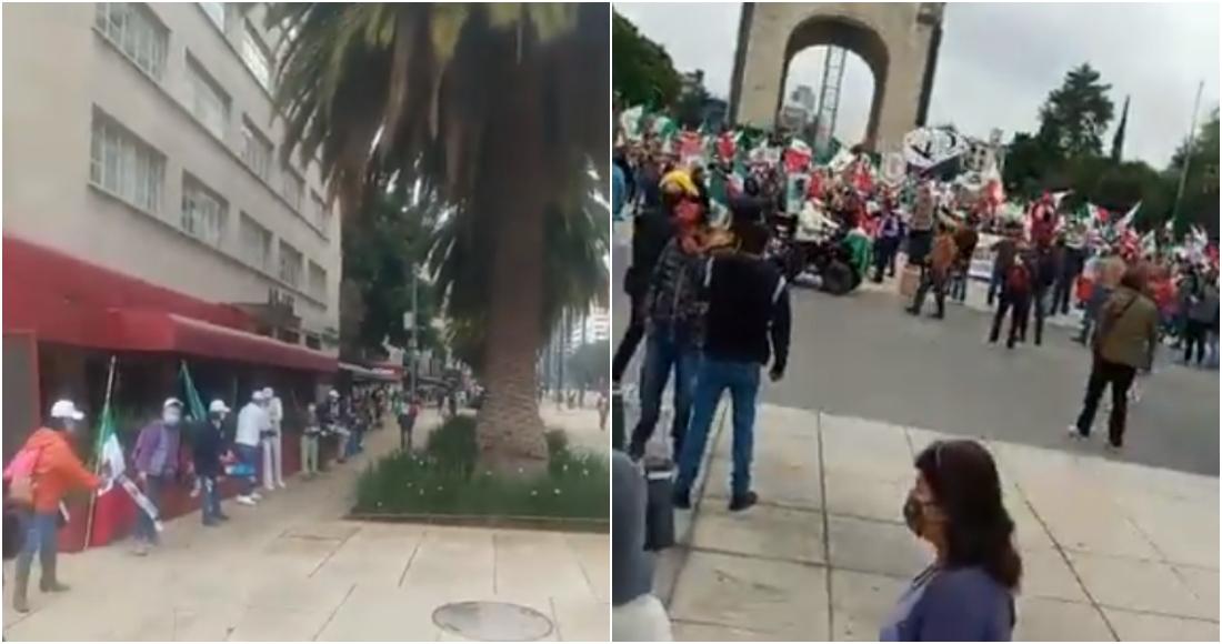 policias-bloquearon-a-frena-porque-habia-otra-movilizacion-cdmx