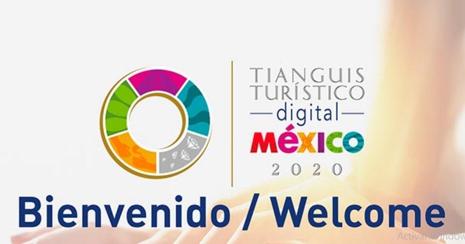 Primer Tianguis Turístico Digital México 2020