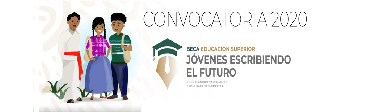 Registro, requisitos y fechas para solicitar Beca Jóvenes Escribiendo el Futuro 2020 de 9,600 pesos