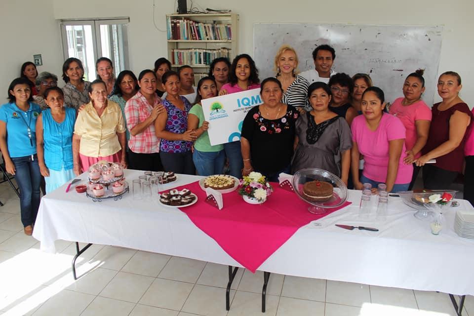 El Instituto Municipal de la Mujer invita a inscribirse a los Cursos gratuitos de Habilidades y Manualidades para Toluqueñas.