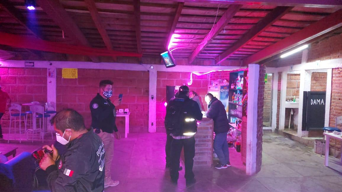 Ocho mujeres posibles víctimas de trata de personas fueron rescatadas en Villa del Carbón