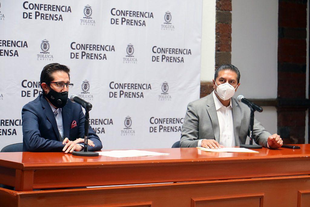 Toluca aprueba condonación de 100% de multas y recargos para todos los impuestos