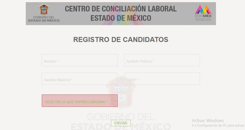Gobierno del Estado de México anuncia 100 vacantes de conciliador laboral
