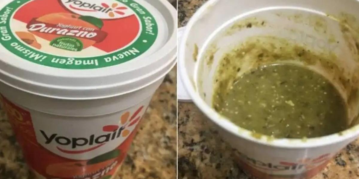 Guardar comida en los envases de yogurt no es seguro: Profeco