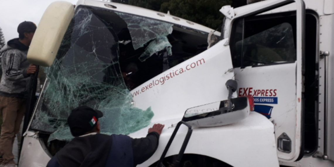 Accidente en la Toluca-Naucalpan deja varios heridos || VIDEO