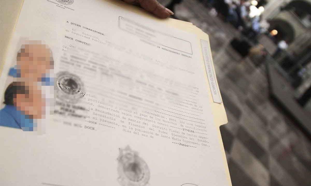 Constancia de Antecedentes No Penales - Tramítala en línea