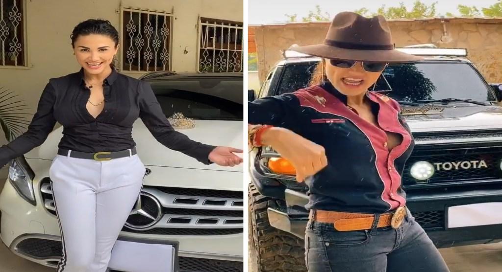 Damara Gómez, regidora del PRI es sensación en TikTok VIDEO