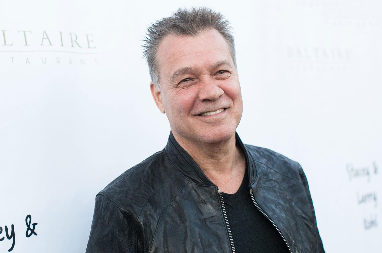 Fallece a los 65 años Eddie Van Halen