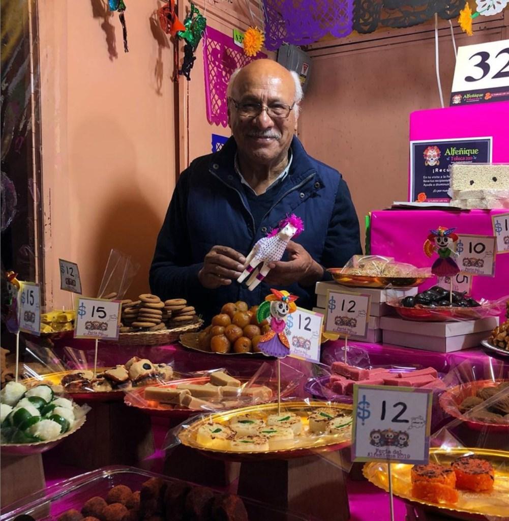 Feria del Alfeñique 2020 || Cómo visitarla en la nueva normalidad