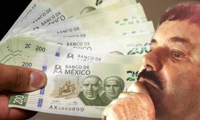 Nuevos billetes de 200 pesos son del «Chapo» Guzmán