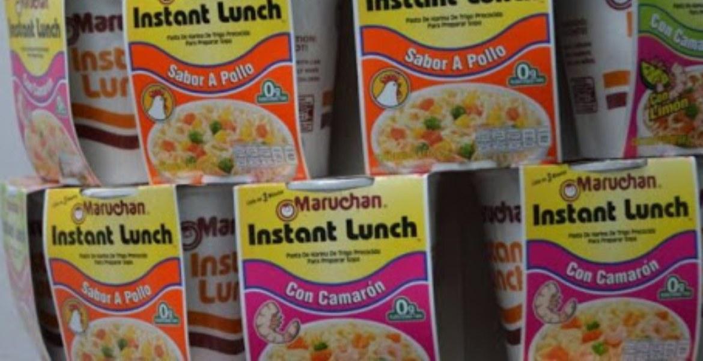 PROFECO alerta sobre posibles daños a la salud por ingerir sopas instantáneas