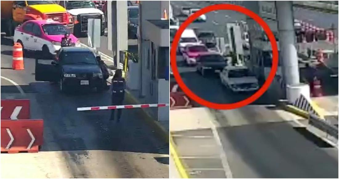 Policía pierde la vida tras recibir impacto de bala en el EDOMEX || VIDEO