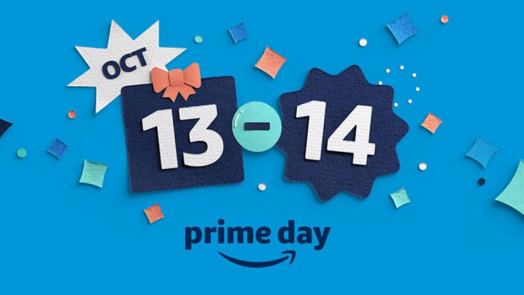 Ofertas por el Amazon Prime Day, sólo 13 y 14 de octubre