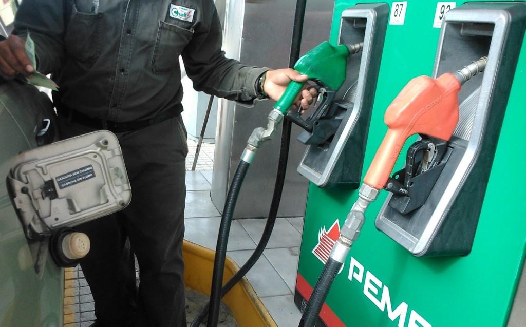 La gasolina más económica de este jueves en Toluca y Metepec