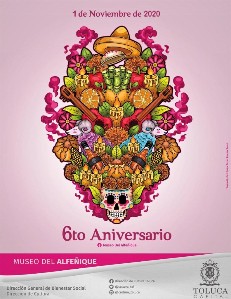 Actividades del Museo del Alfeñique de Toluca 2020