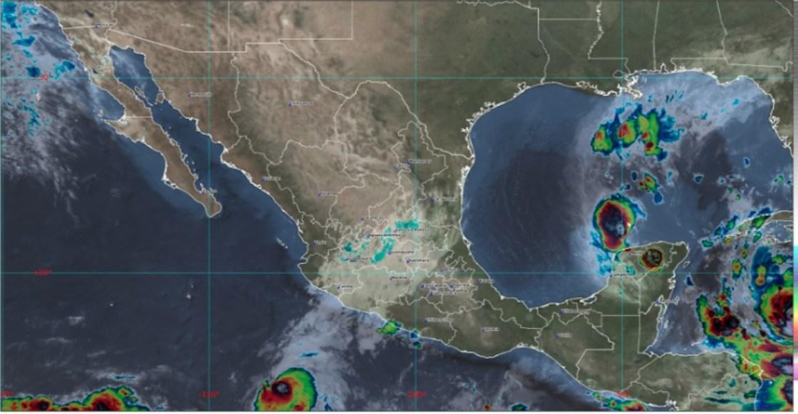 Estos son los municipios que serán afectados por el huracán Delta en Quintana Roo