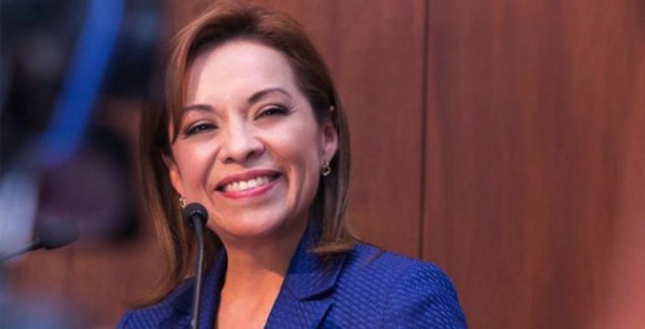 Josefina Vásquez Mota contagiada de COVID-19
