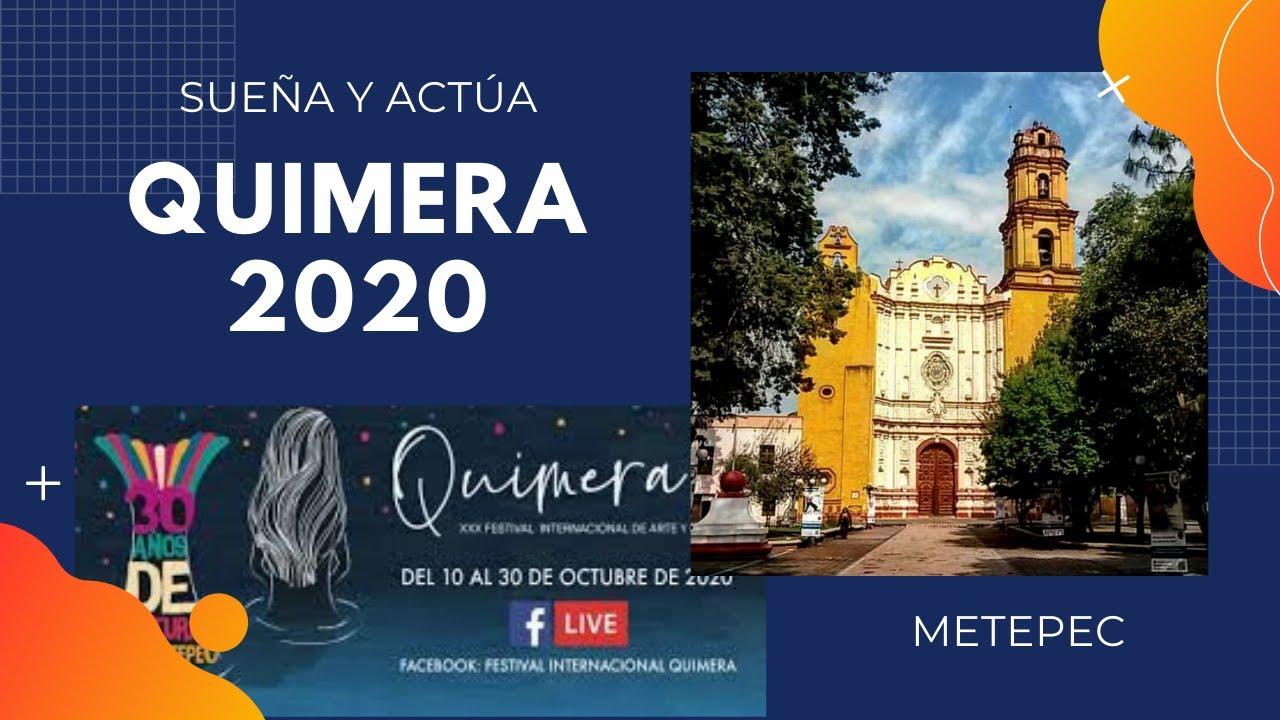174 mil visitas registro el primer día de Quimera en Metepec
