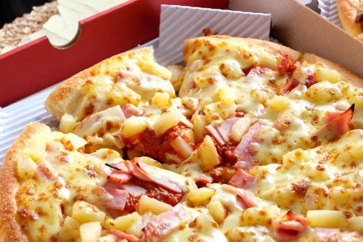 Pizzería ofrece palabras de aliento a sus clientes por un costo extra
