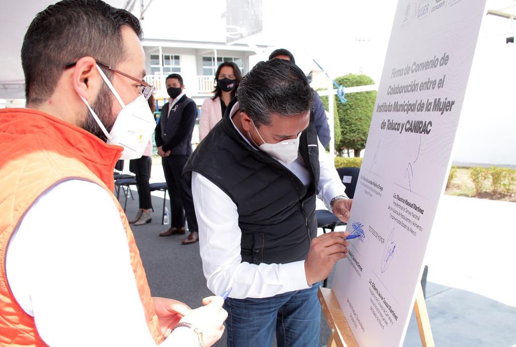 Protege Toluca a mujeres víctimas de violencia y les brinda refugio temporal