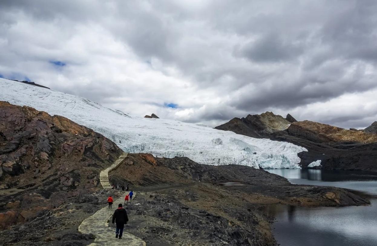 Ruta del cambio climático