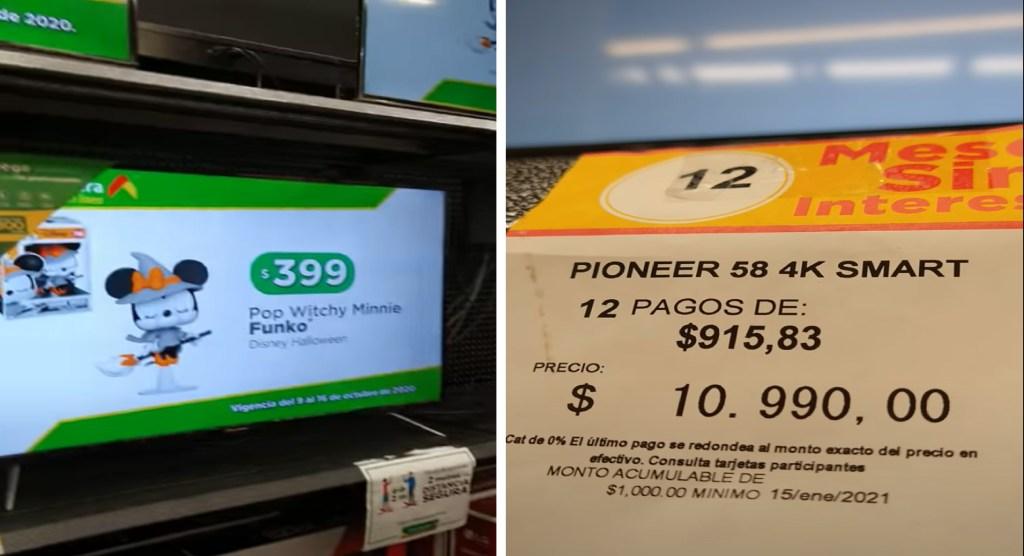 Bodega Aurrera ofrece en el EDOMEX SmartTV a tan solo 10 pesos VIDEO