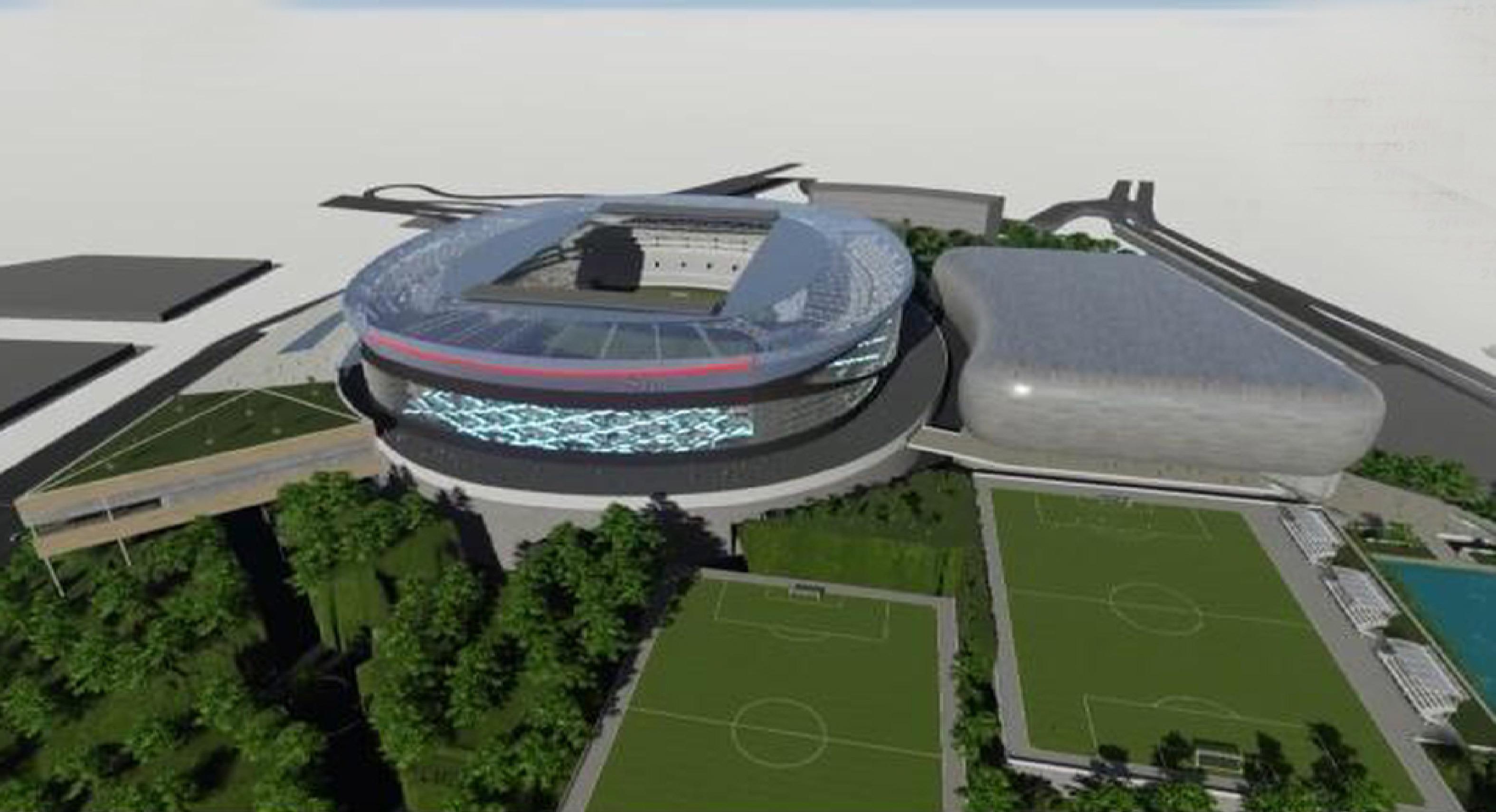 EDOMEX tendrá un nuevo e increíble estadio para 50 mil personas2