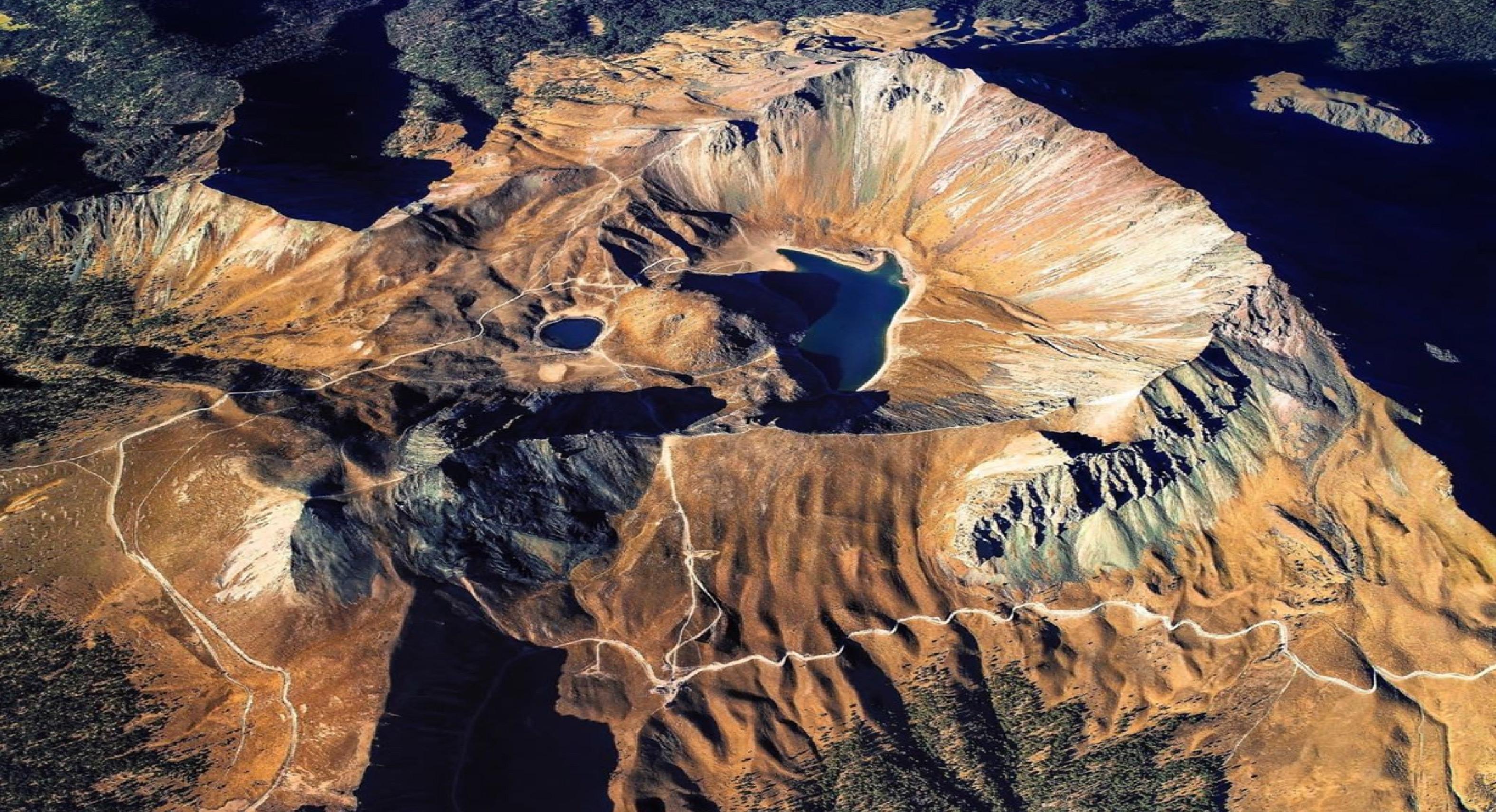 Estudio asegura que Nevado de Toluca podría erupcionar catastróficamente