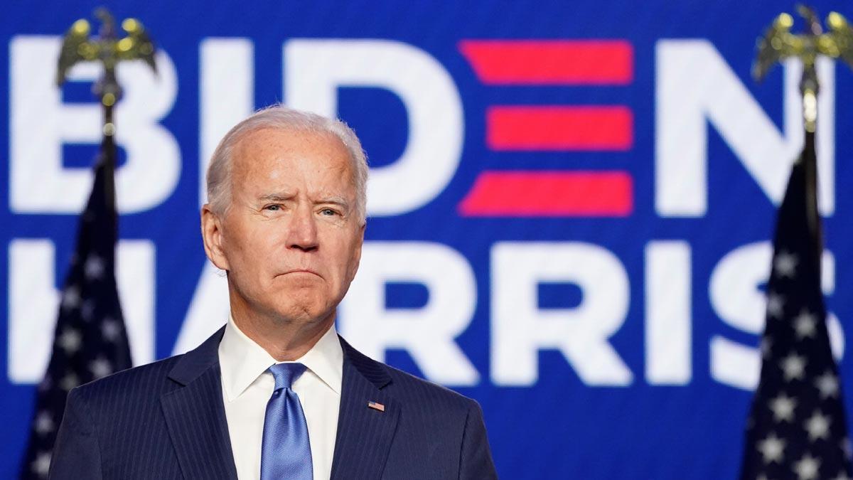 Joe Biden el nuevo presidente de estados unidos