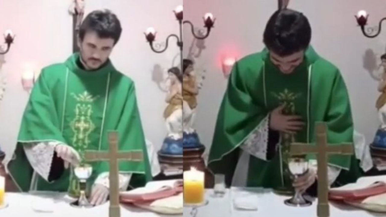 Le-da-un-ataque-de-risa-a-sacerdote-en-plena-misa
