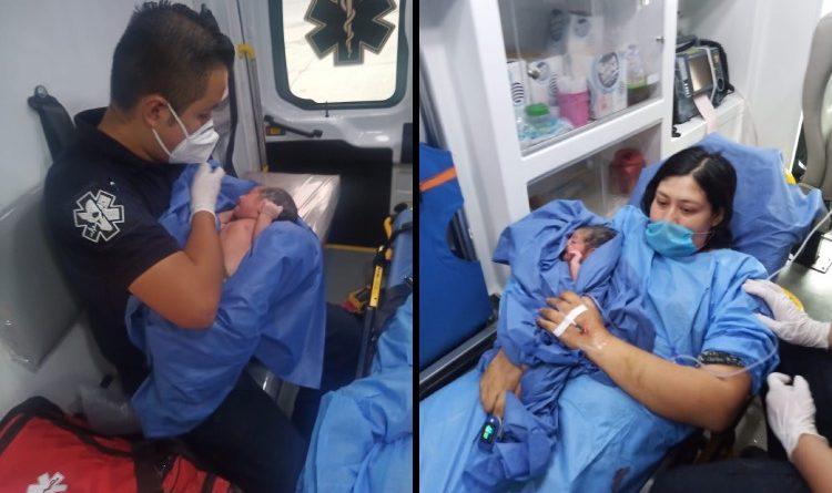 En Ecatepec mujer da a luz sin saber que estaba embarazada