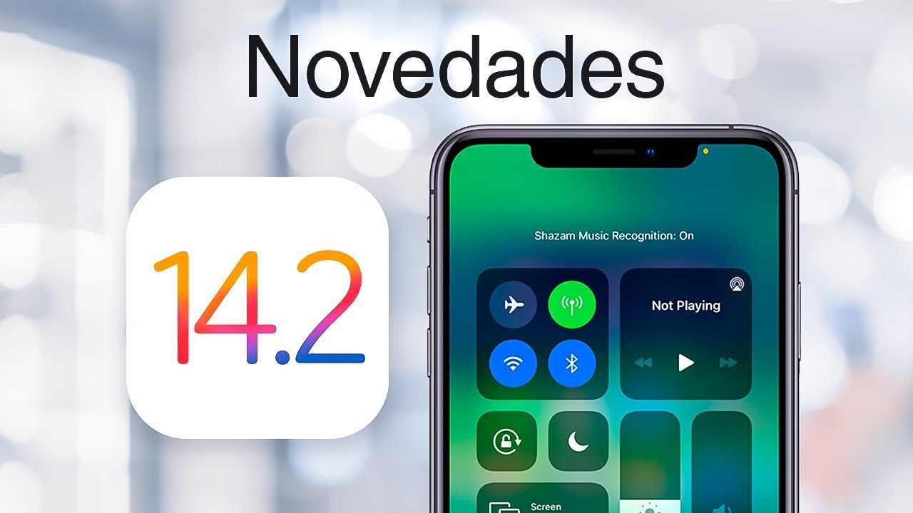 Nuevos emojis para iOS 14.2 Y MÁS NOVEDADES