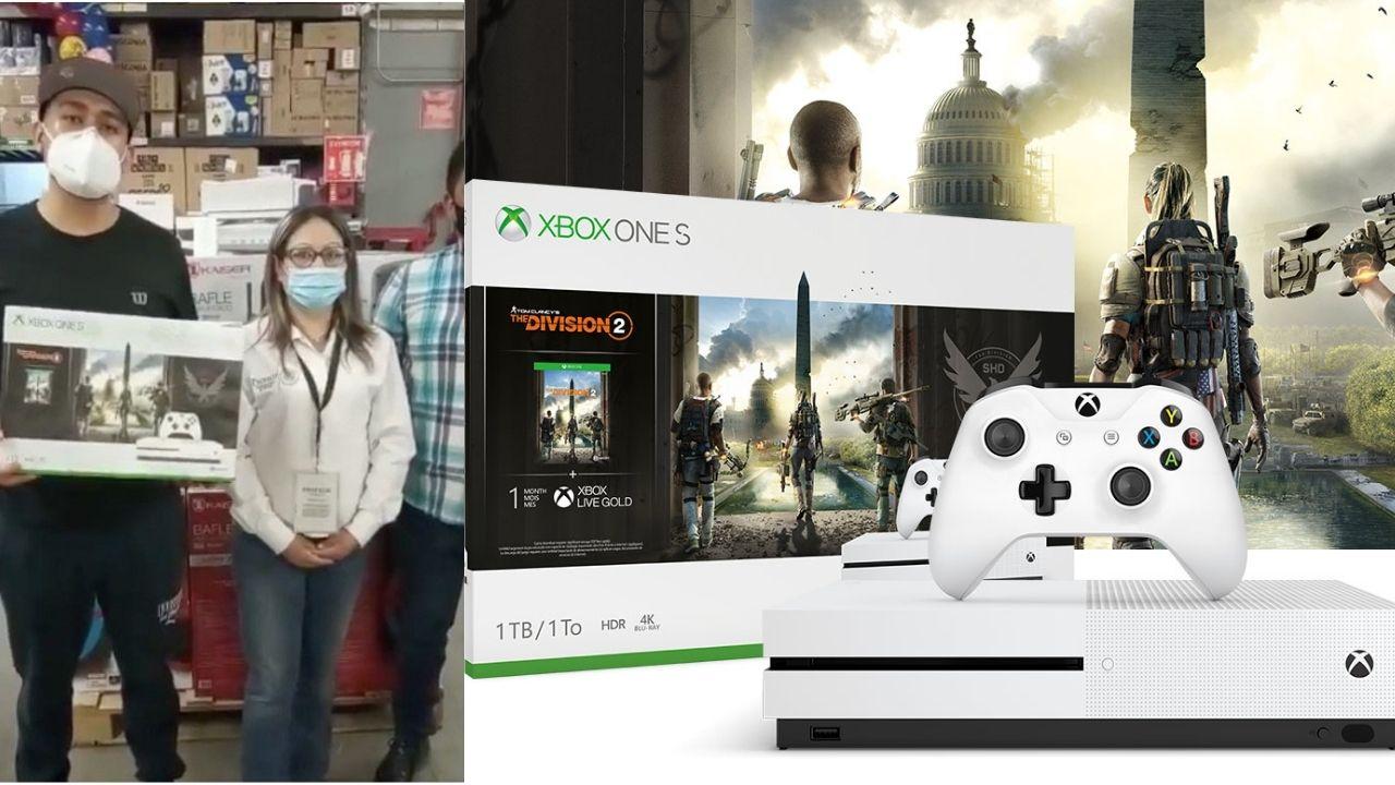 Profeco-interviene-y-tienda-le-regala-a-joven-accesorios-de-Xbox