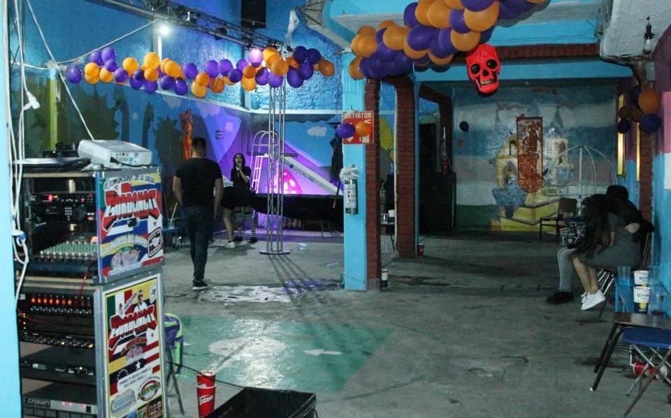 (VIDEO) Suspenden fiestas de Halloween en el Valle de Toluca