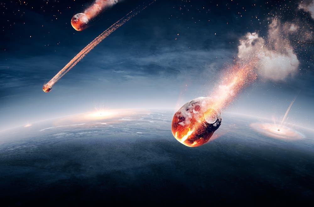 (Video) Así explotó el meteorito en la frontera de Brasil y Uruguay