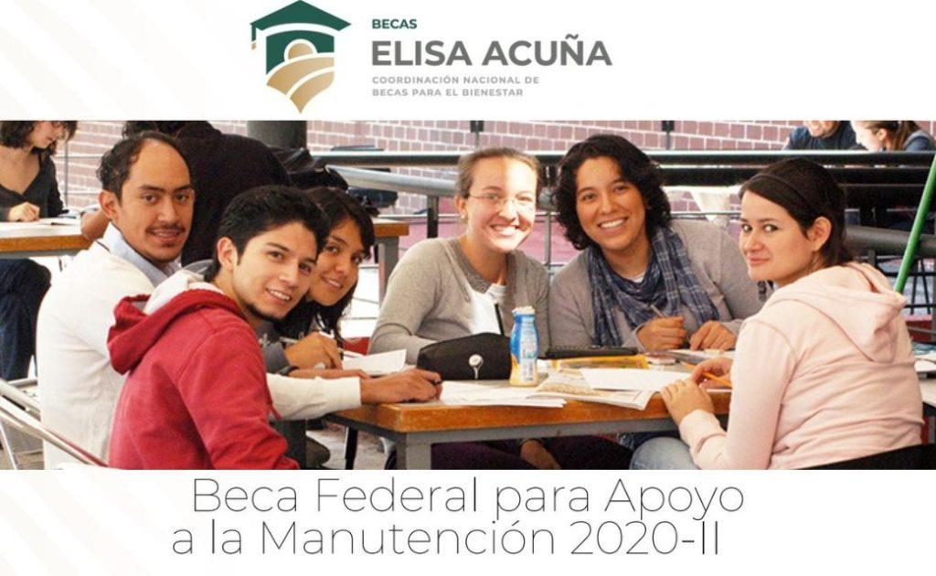 becas-elisa-acuna-resultados-beca-manutencion-2020-consultalos-aqui