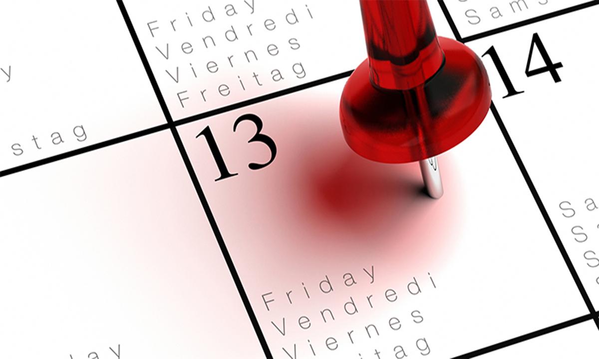 Viernes 13: la historia detrás del miedo a la fecha