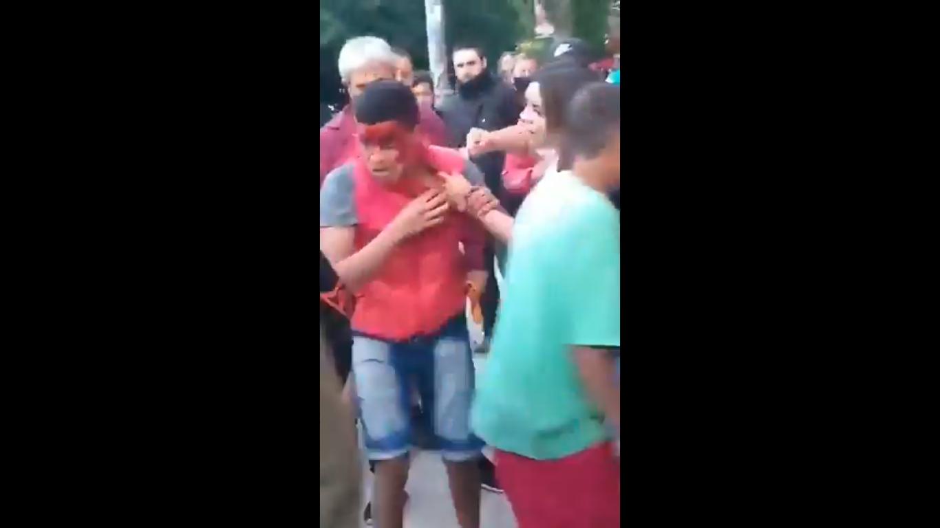 (Video) Mujer somete a ladrón con técnica de jiu jitsu