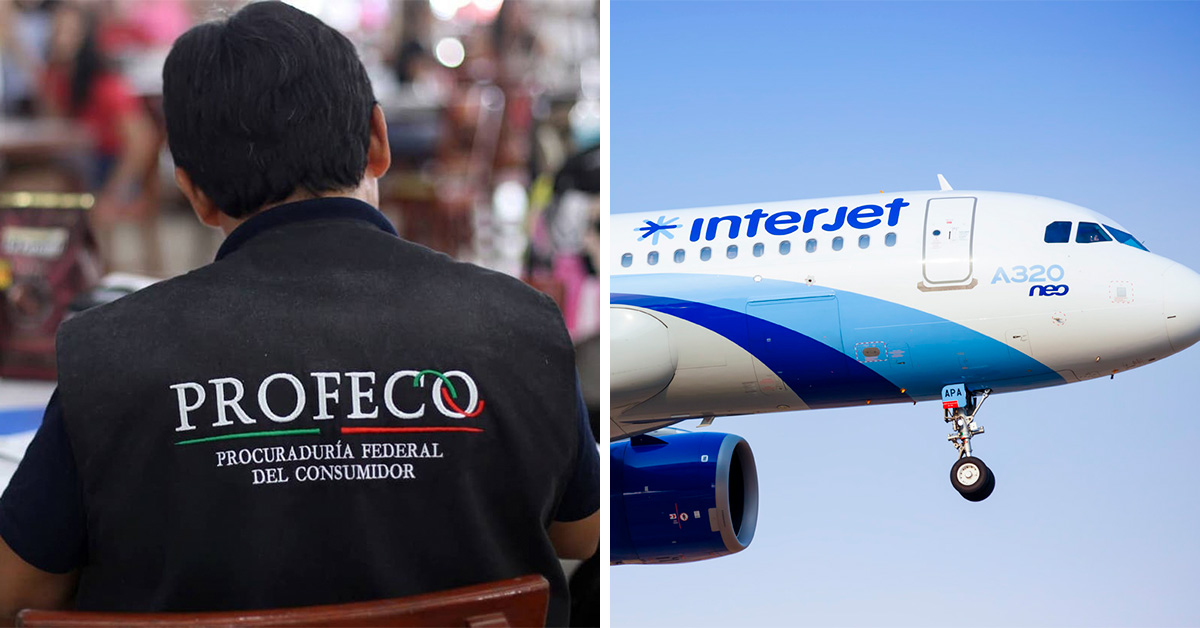 Profeco pide no comprar boletos a Interjet
