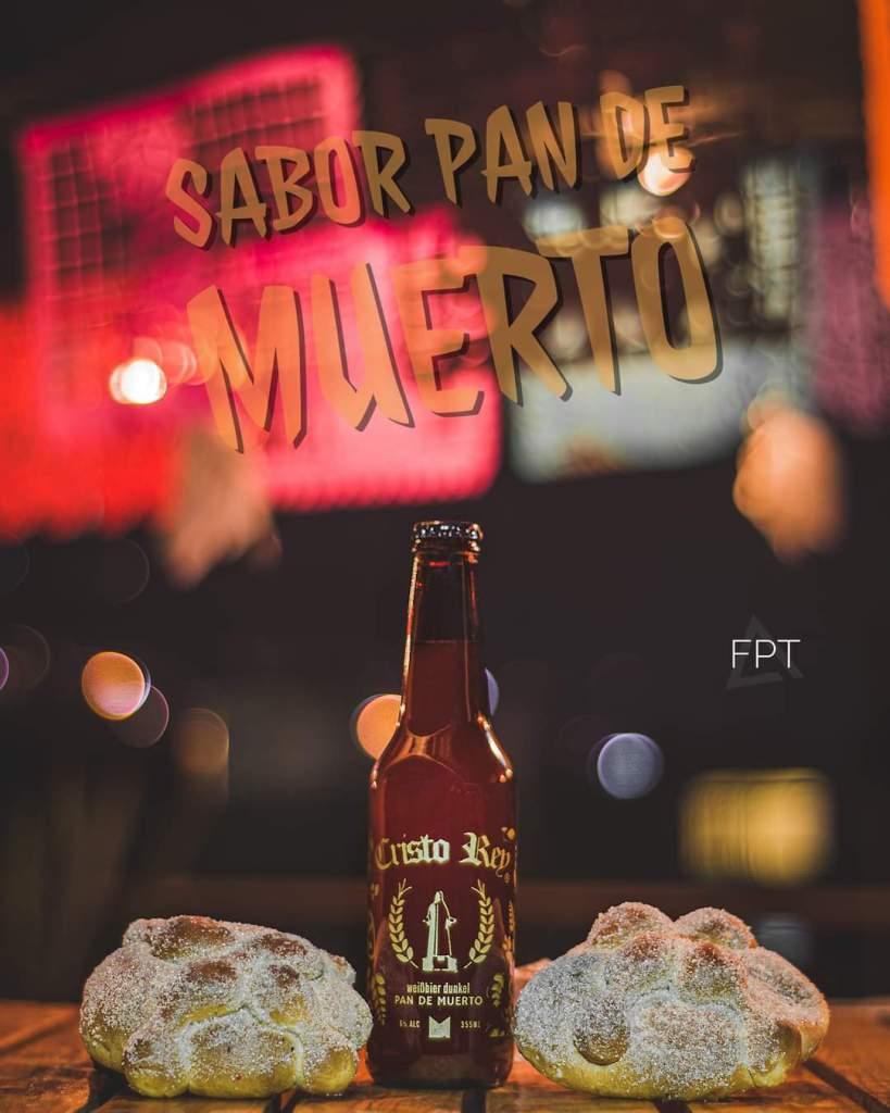 Realizan cerveza artesanal sabor pan de muerto en Tenancingo, Edomex