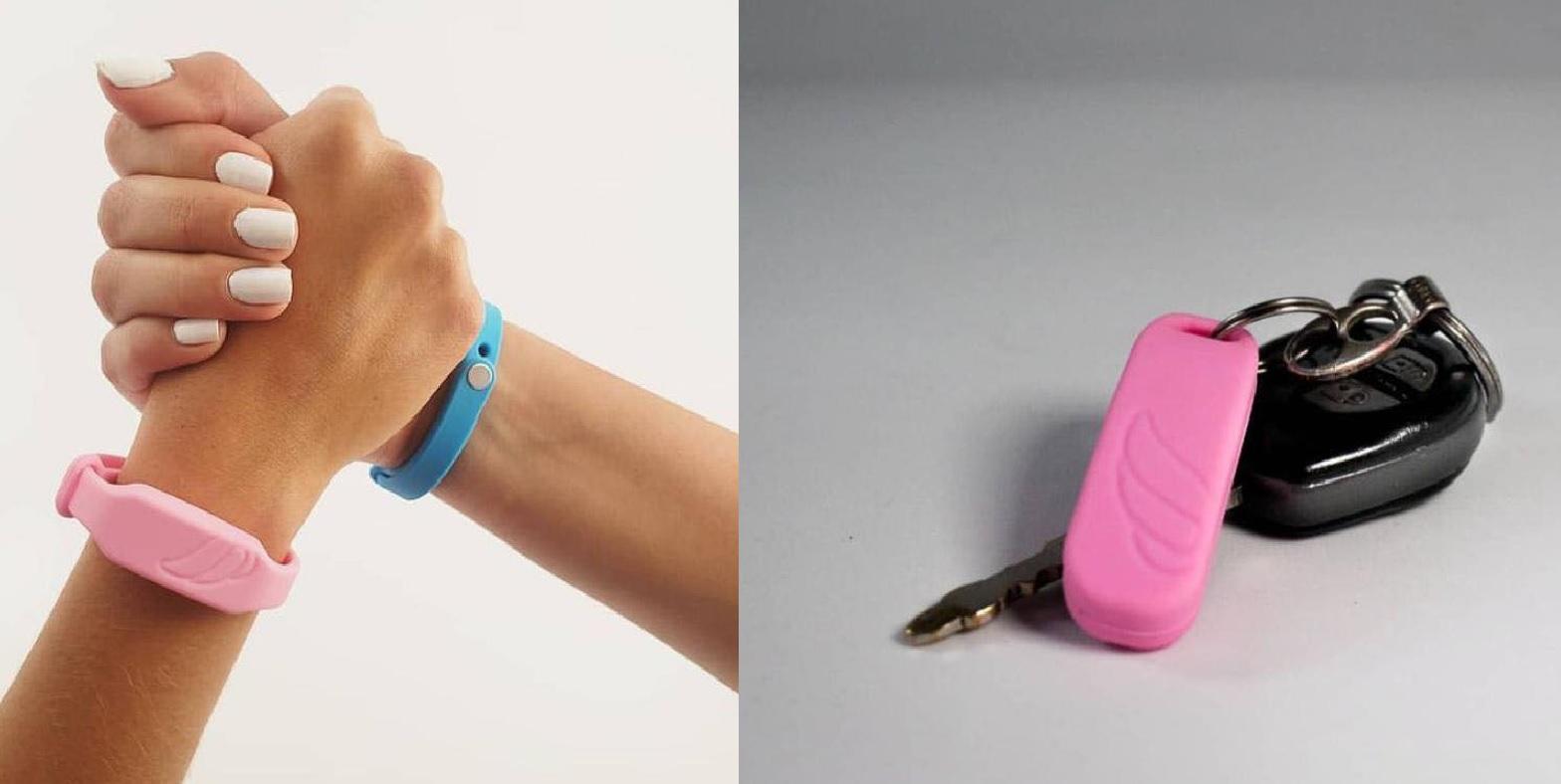 Tlanepantla regala pulseras de emergencia